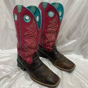 Ariat Round Up Ryder Yukon Boots